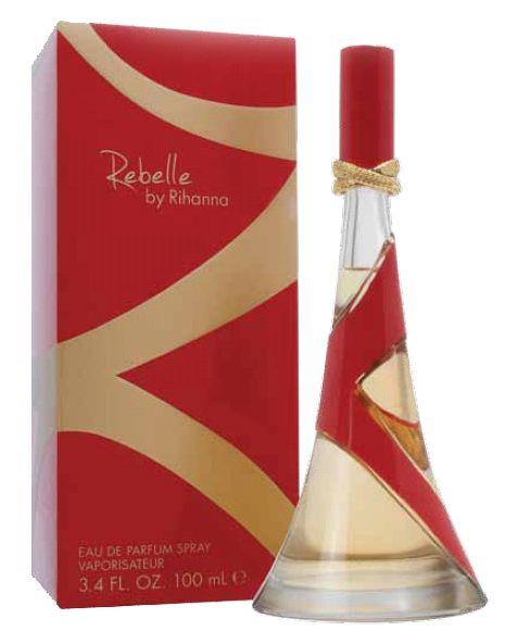 Rebelle Rihanna perfume - a new fragrance for women 2012