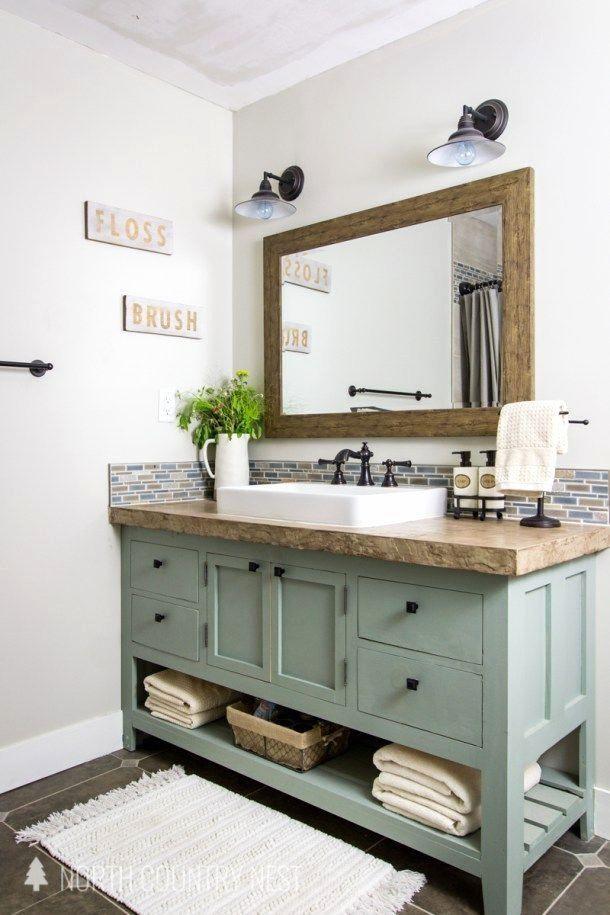 Importance Of Having A Diy Bathroom Vanity Bathroom Vanity Small Bathroom Bathroom Design