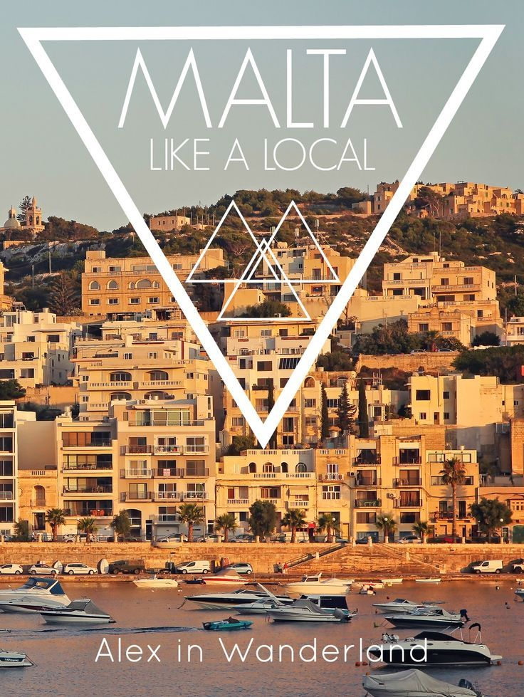 Exploring Malta with locals--the best way to explore any new country! | Alex in Wanderland #travel #Europe #backpacking