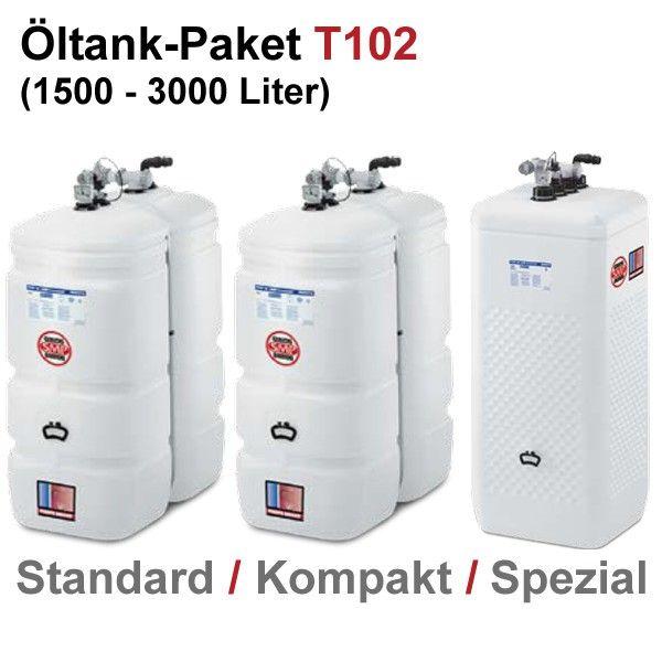 SCHÜTZ Öltank-Paket T102