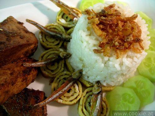 Nasi uduk | cookle.at