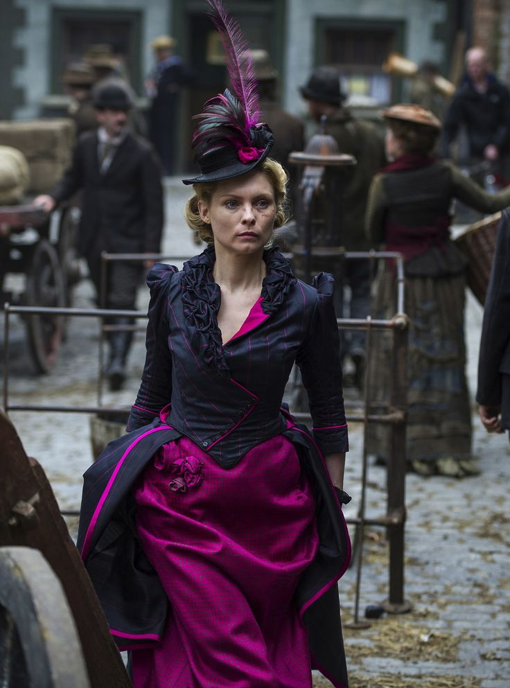 MyAnna Buring as Long Susan in Ripper Street (TV Series, 2013).
