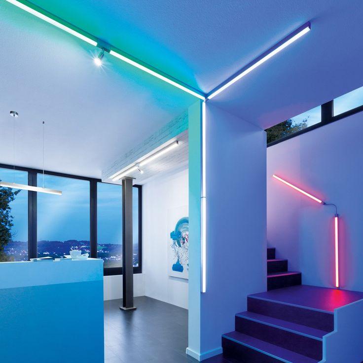 Schön ... Colico Farbwechsel Mit Fernbedienung. Die Besten 25+ Licht Trend Ideen  Auf Pinterest Altholz Verwerten   Led Beleuchtetes Sofa Von