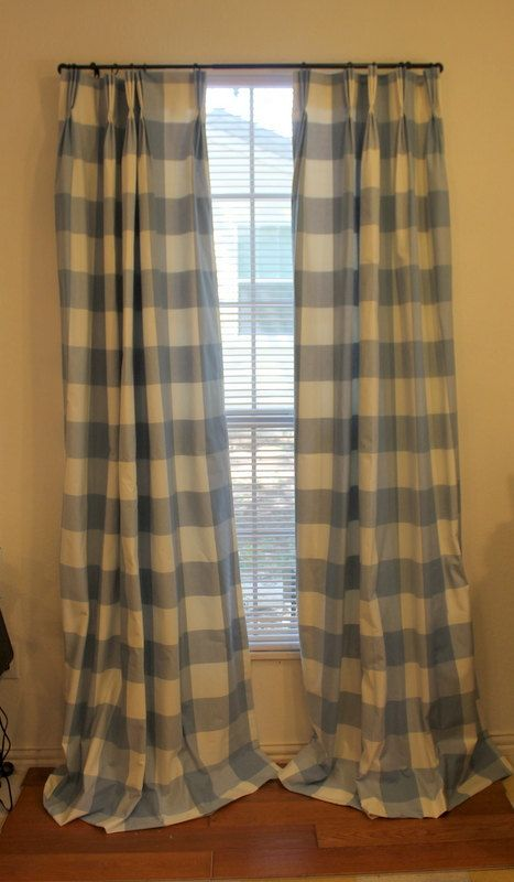 17 Best Ideas About Buffalo Check Curtains On Pinterest Buffalo Check Gingham Curtains And
