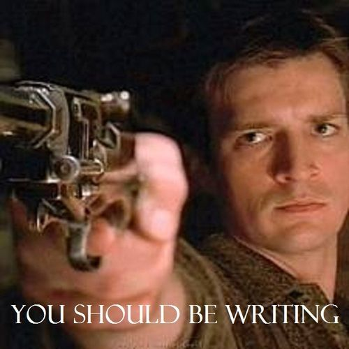 """Rick Castle!  I see he has a """"new"""" Derek Storm book out.  No more Nikki Heat?  Or just a change of pace."""