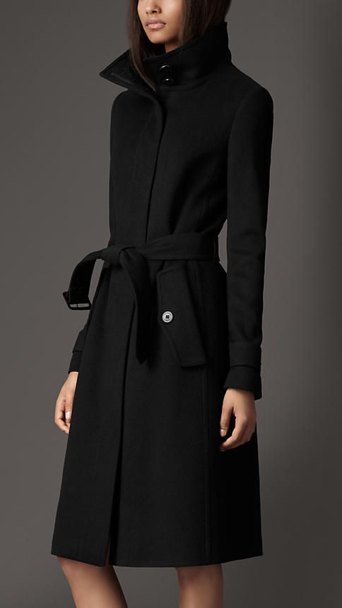 Wool Cashmere Coat | Burberry
