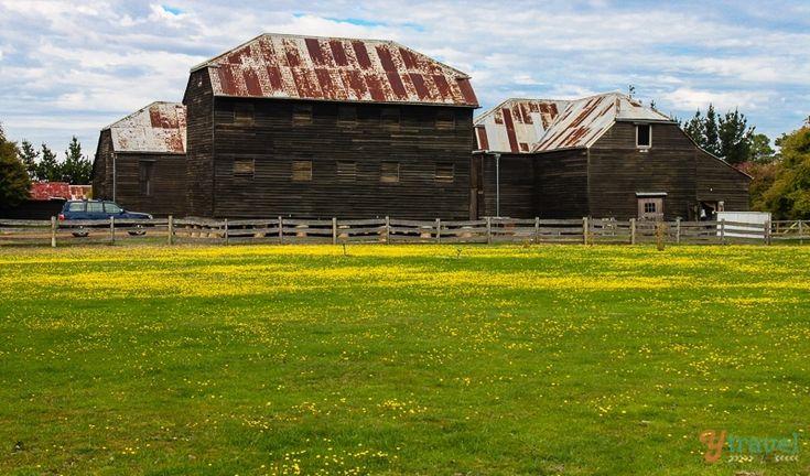 Brickendon Estate, Longford Tasmania