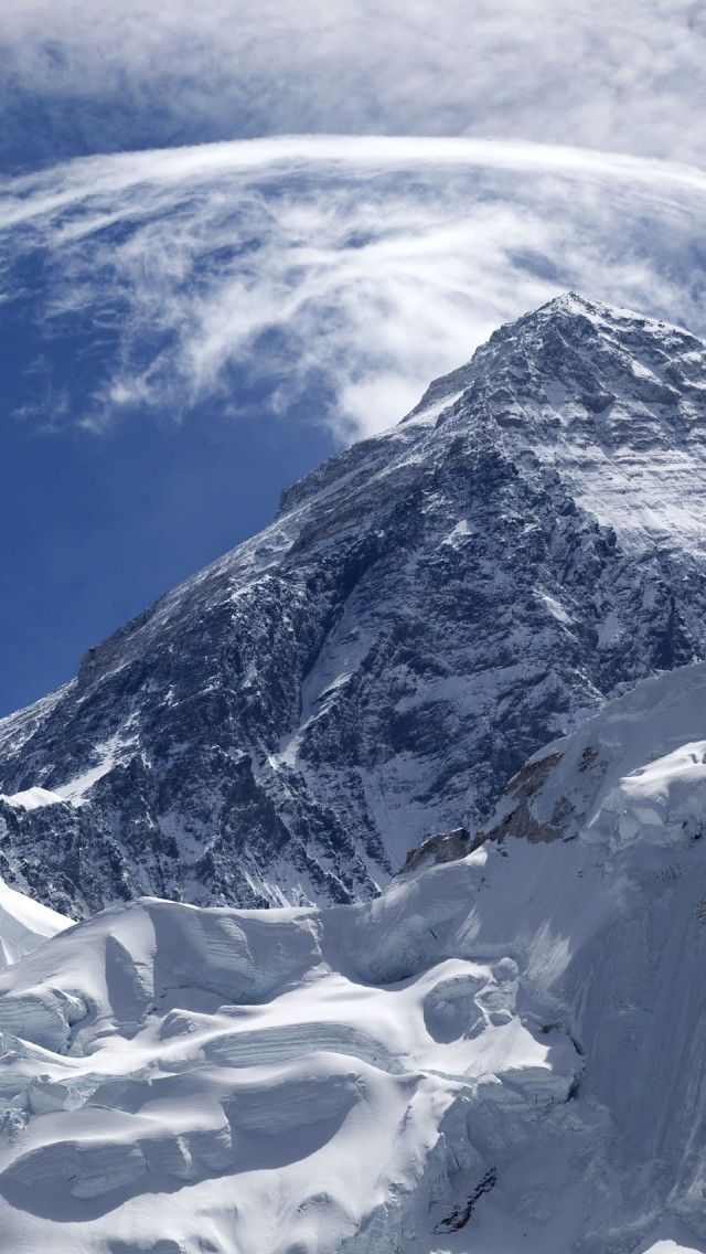 Mt. Everest, Nepal...Seven Natural Wonders of the World