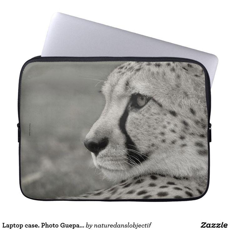 Laptop case. Photo Guepard. Laptop Sleeve