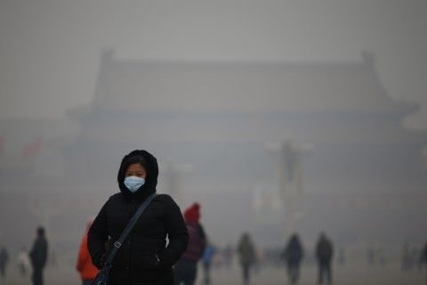 The cost of premature mortalities linked to air pollution was hundreds of billions of dollars -- more than the country spends on healthcare.