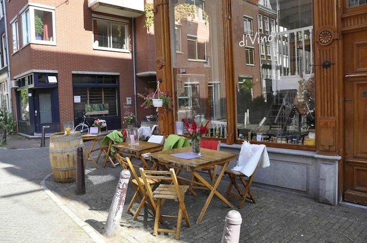 Wijnbar diVino Amsterdam