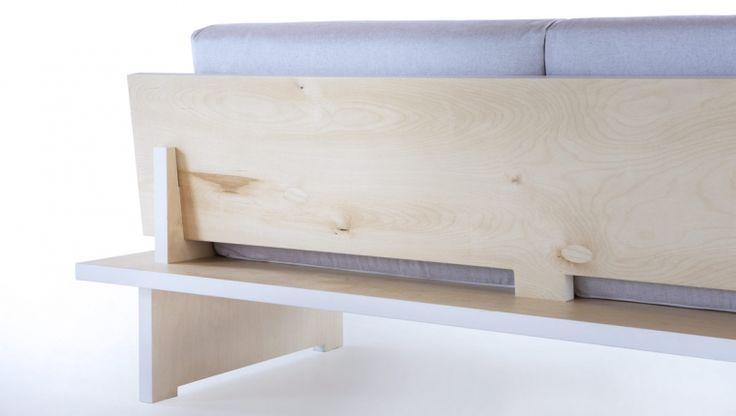 Cinque / sofa / design Giovanni Agliottone / Formabilio