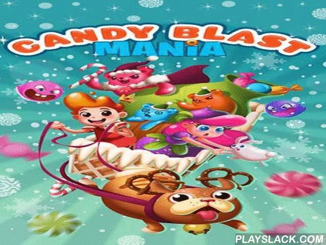 Candy Blast Mania: Christmas  Android Game - playslack.com , exchange dissimilar candy filling the screen. equal 3 or more same sweets in a line and explode them. journey the Candy empire and battle adhesive have emperor in this Android game. Sly emperor and his workers want to take all the candy and fail Christmas. equal lines of same sweets and take them from the emperor. Get a collection of bonuses and power-ups exploding many at the same time. Use power-ups to conquer the domineering…