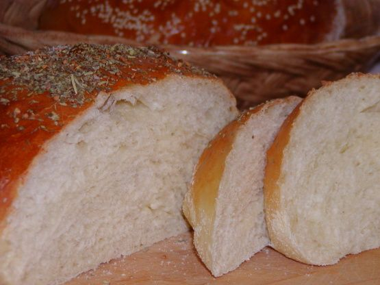 Sweet Italian Bread Recipe - Food.com