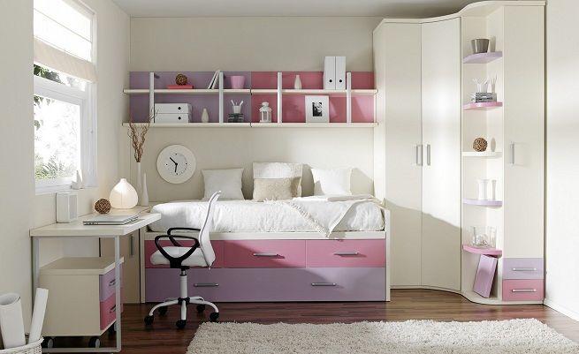 Ideas para una habitación pequeña para niños