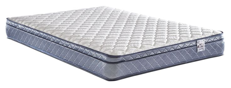 Fall in love with this Springwall Odin Euro-top full mattress. Both firm and supportive with a layer of convoluted egg-carton-shaped foam, this set also features an additional two layers of luxuriously soft foam to cradle your body. An exclusive 560 continuous coil system keeps your spine in alignment while you sleep for improved back health and comfort. Sturdy with a larger sleeping surface, the SpringWALL® edge system allows you to stretch out and relax at the end of the day.