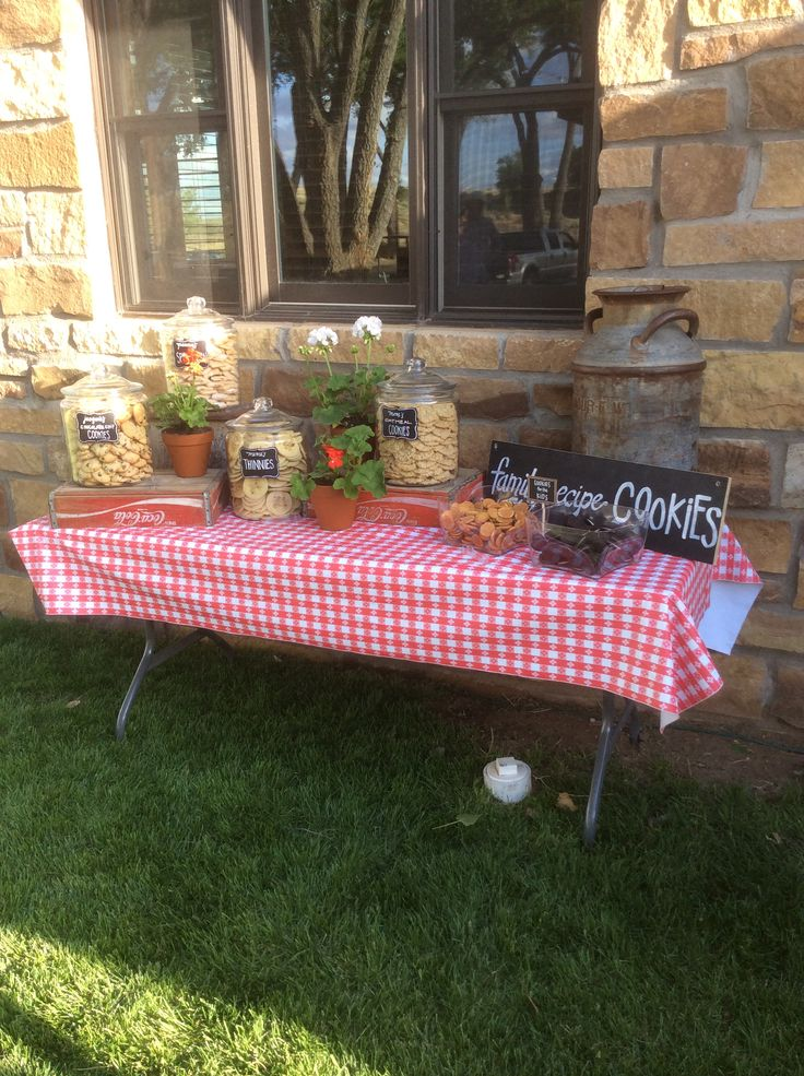 1000 Images About Country Ranch Bbq Party On Pinterest