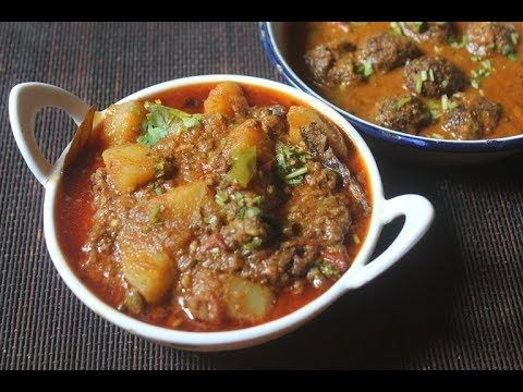 Keema Aloo Recipe Pakistani in Urdu / Hindi || Tasty, Easy and Healthy R...