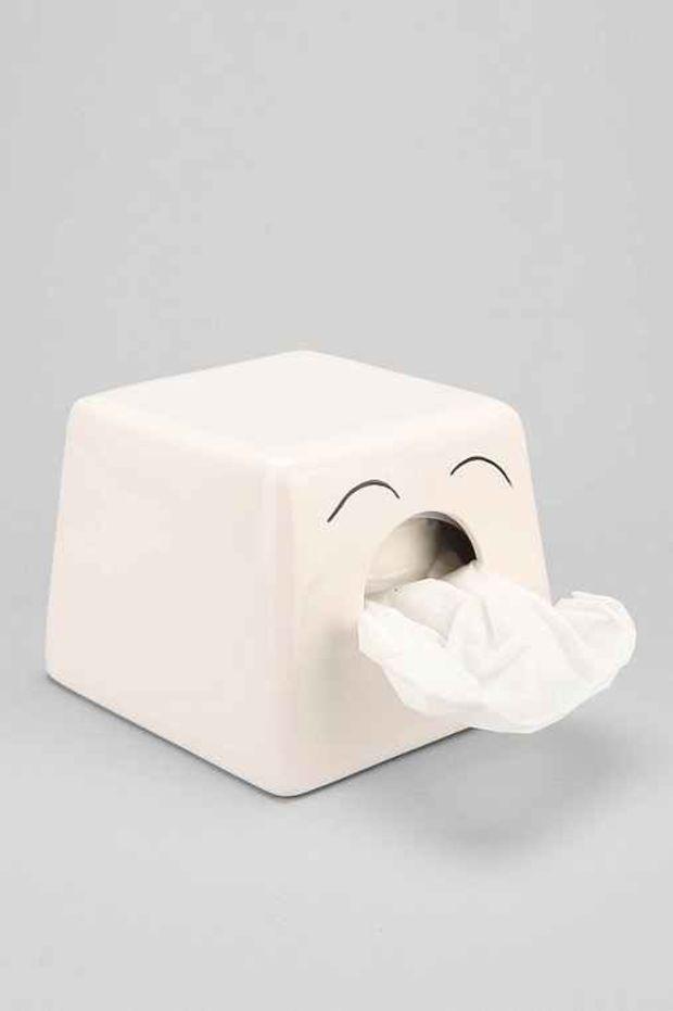 Sweet Scandinavian Tissue Box Holder-