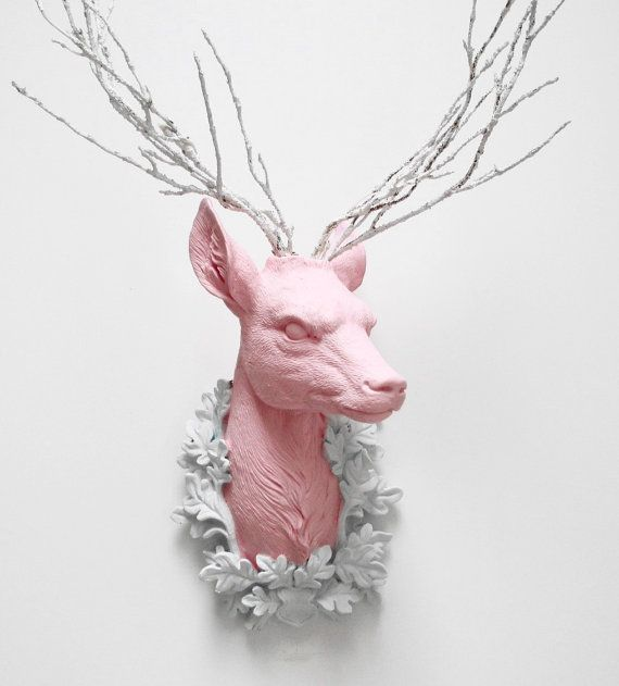72 Best Faux Taxidermy Images On Pinterest