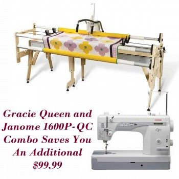 11 best Janome 1600 Quilting images on Pinterest | Janome, Free ...