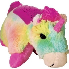 "Pillow Pets Dream Lites - Rainbow Unicorn 11""  Order at http://amzn.com/dp/B00A9XYC4I/?tag=trendjogja-20"