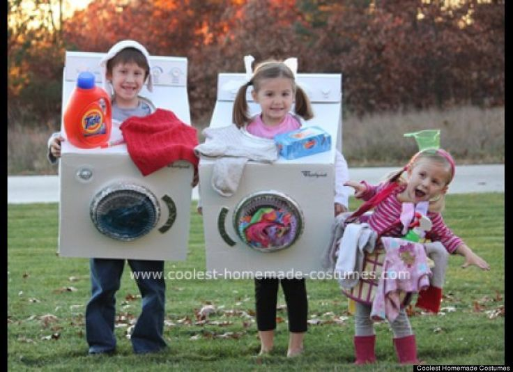 Family Halloween Costume Ideas: Matching Parent-Child And Sibling Outfits (PHOTOS)