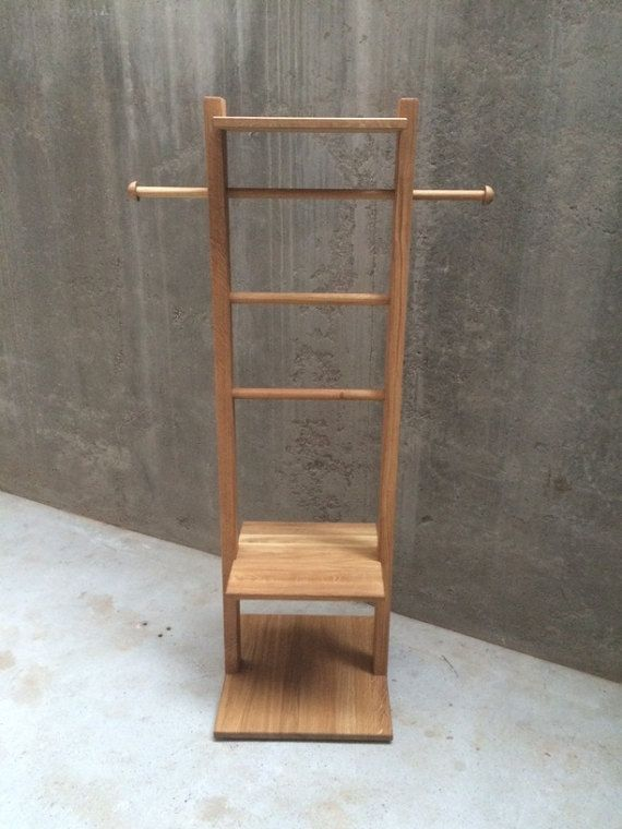 TB.1 Modern day Valet Stand/ Clothes Organiser by TidyboyBerlin