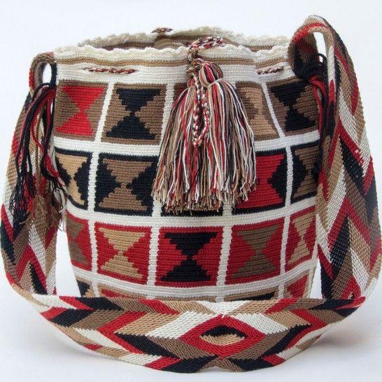 Wayuu mochila 822Consiguela em www.moflys.com
