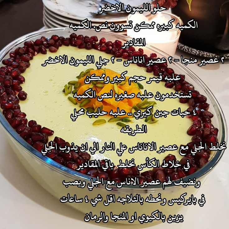 Pin By Me On طبخ من تجميعي In 2020 Food Desserts Sweet