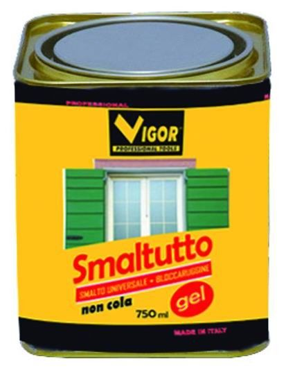 SMALTO ANTIRUGGINE SMALTUTTO GEL NERO ANTICHIZZ. ML. 750 http://www.decariashop.it/smalto-a-gel/15311-smalto-antiruggine-smaltutto-gel-nero-antichizz-ml-750-8011779347298.html
