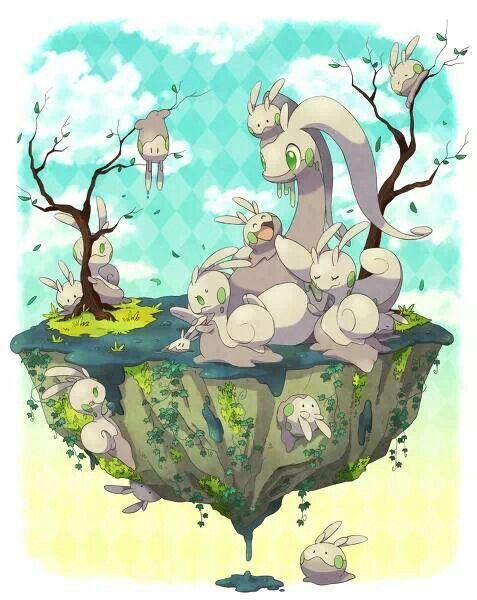 The Goodra Line :D