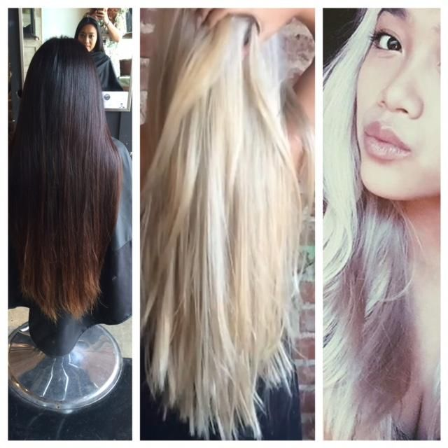 TRANSFORMATION: Dark Virgin To Bright GORGEOUS Blonde | Modern Salon