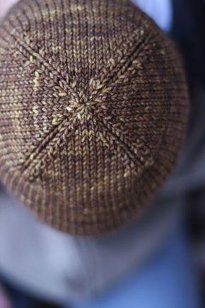 Gorro Nice & Knit: Padrão de chapéu grátis