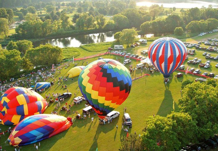 Quechee Vermont Hot Air Balloon Festival, Hartford, Vermont http://uppervalleynhvt.com/hartford-vermont/