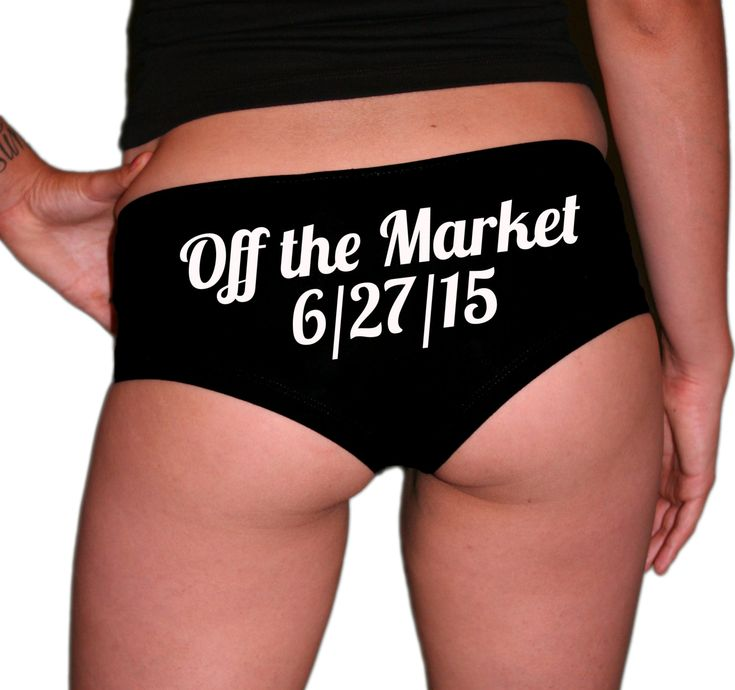 Off The Market Custom Bride Underwear. Bridal Underwear. Bride Lingerie. Bride Panties. Bridal Panties. Bride Gift. Bachelorette Gift by SkivviesApparel on Etsy