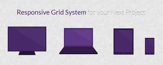 RWD Grid - Responsive Grid Framework