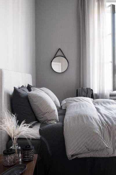 Die besten 25+ Schlafzimmer schwarz weiß Ideen auf Pinterest - minimalismus schlafzimmer in weis