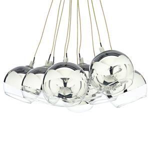 Atelier - Metropolitan - 10-globe ceiling lamp/LIGHTING/ATELIER BOUCLAIR|Bouclair.com