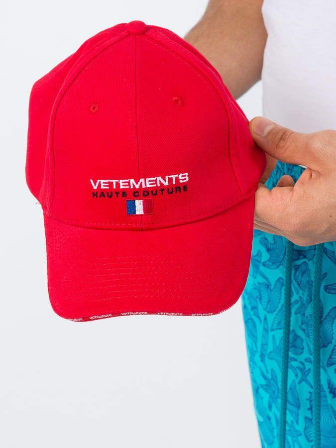 Haute couture cap  Spring Vetements Summer  5f66d9e6d873