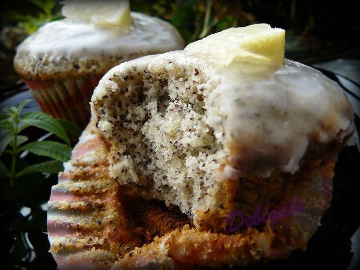 Vegyes saláta: Citromos-mákos muffin