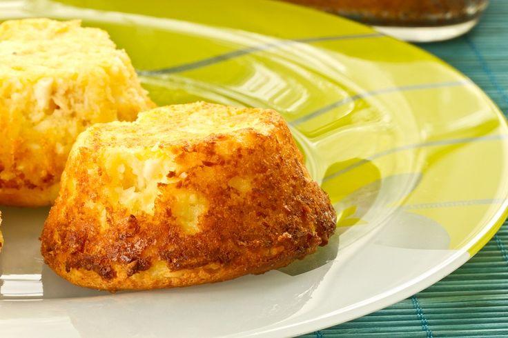 Easy cheesy muffins