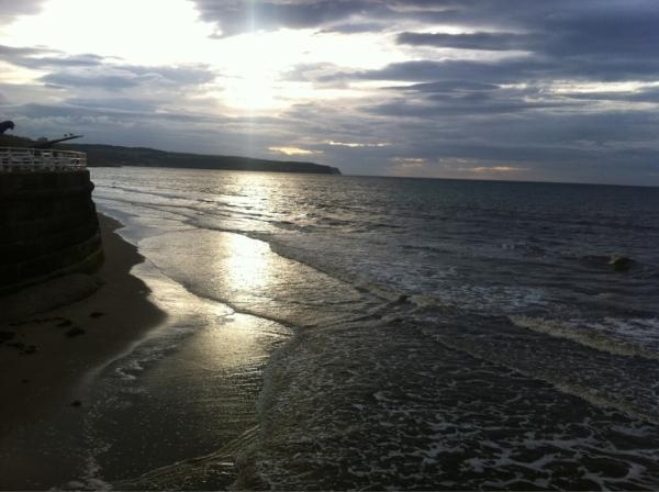 an image of Whitby from @stephbreakfast