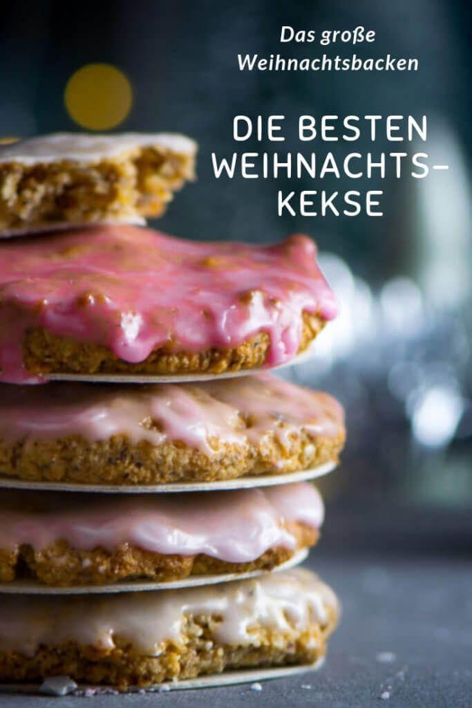 Mis 10 recetas favoritas absolutas para la panadería navideña   – Blogger – Weihnachtsrezepte