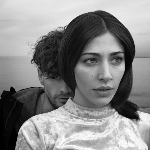 Chairlift: Caroline Polachek and Patrick Wimberly
