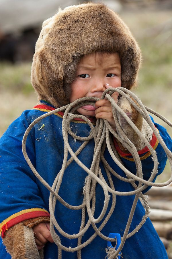 nenets children yamal peninsula - photo #31