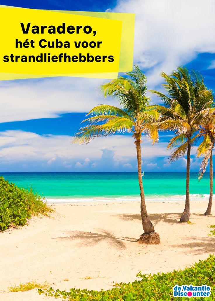Op zoek naar een tropische zonvakantie aan de andere kant van de Atlantische Oceaan? Sla de Nederlandse Antillen over en boek een strandvakantie Cuba. Hier vind je namelijk Varadero, ook wel Playa Azul genoemd. Playa Azul betekent 'blauw strand' en dat zegt toch wel genoeg? Stop die bikini en strandhoed maar alvast in je koffer!