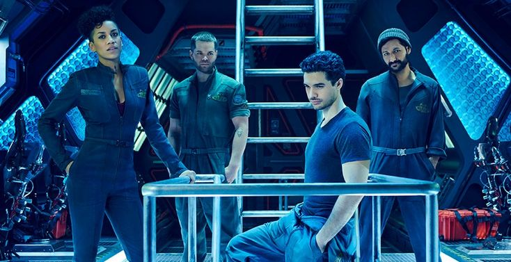 What changed when The Expanse went from book series to television | Ars Technica