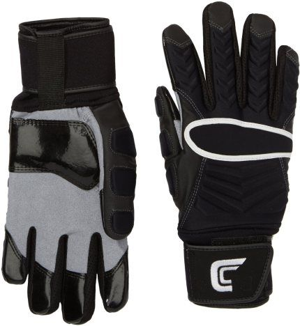 Check out our review on Cutters Reinforcer Lineman Gloves