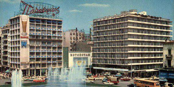 kARTson: Δείτε 17 έγχρωμες φωτογραφίες από την Αθήνα του '60!